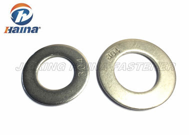 Trung Quốc A2 70 / A4 80 Stainless Steel Flat Washers Plain Finish For Home Decorating nhà máy sản xuất