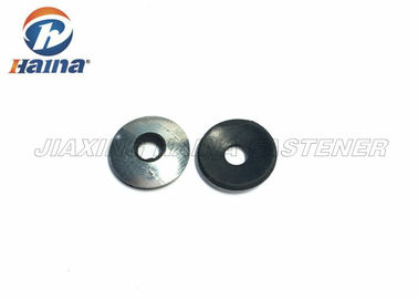 Trung Quốc EPDM Rubber Flat Washers Galvanized Black Color Steel For Self Drilling Screw nhà máy sản xuất