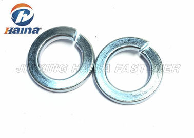 Trung Quốc Zinc Plated Flat Metal Washers  M2 - M100 , Spring Loaded Washer Carbon Steel nhà máy sản xuất