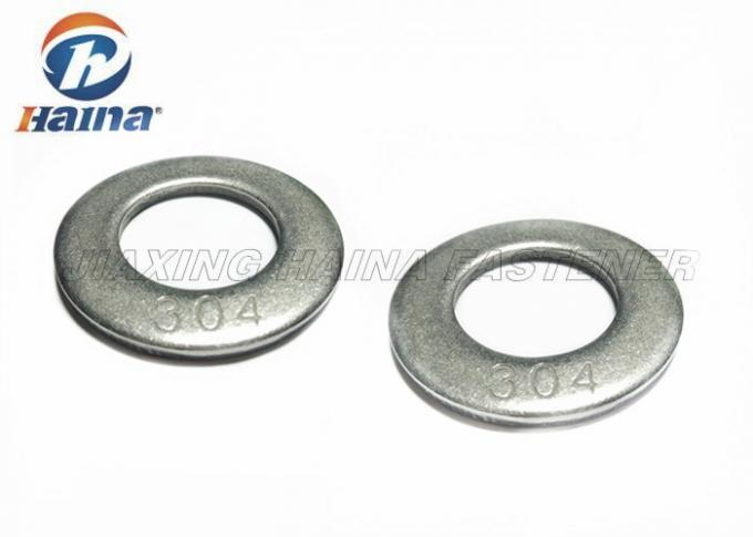 High Tensile Steel Flat Washers M35 Corrosion Resistance 5 - 5.6mm Thickness